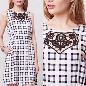 Lilka Checkered Dress